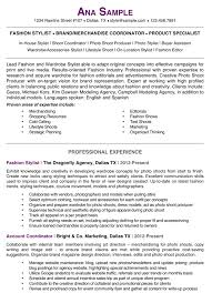 Resume Samples Chicago Resume Expert
