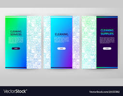 Cleaning Brochure Cleaning Brochure Web Design