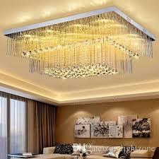 creative of chandelier lights for living room crystal chandeliers modern simple design high end k9 chandelier