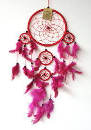 Dream CatchersCom Large Dream Catcher Red MagicEssenceau Australia 30