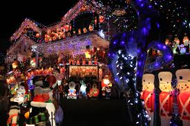 cool christmas house lighting. Whitestone Family Brings The Christmas Lights Back After Winning Reality Show Cool House Lighting