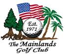Mainlands Golf Course| Tampa Golf Courses| Tampa Public Golf