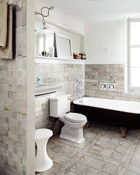 Perfect Wood Tile Flooring In Bathroom Gallery Terracottaeffecttilefloorbathroom Terrenuovesantagostino Intended Decorating Ideas