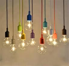 hanging light chandelier hanging light bulb chandelier diy