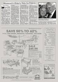 MONMOUTH'S ELDERLY HELP THE ELDERLY - The New York Times