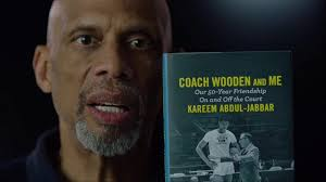 the nba on tnt crew discusses kareem s new book coach wooden