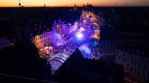 Augsburg So Schön Waren Die Augsburger Sommernächte Lokales