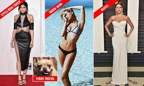 Kylie Jenner, Sofia Vergara and Hailey Baldwin win in Victoria's ...