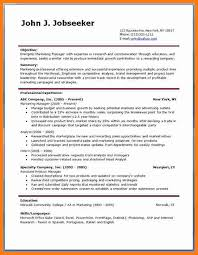 Professional Resume Template Download Free 5 Cv Format Professional Free Download Theorynpractice