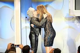 Lesbian photo jennifer lopez
