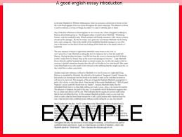 a good english essay introduction college paper help a good english essay introduction essay on my favourite leader apj abdul kalam good introduction