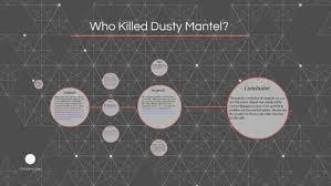 Dead And Breakfast Suspect Chart Answers Who Killed Dusty Mantel By Brooke Trepanier On Prezi