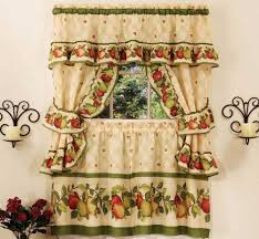Kitchen Window Curtain Windows For Dining Areawould Be Nice If
