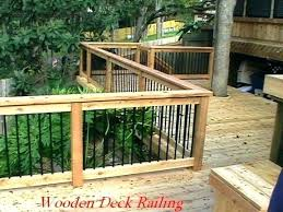 deck railing ideas. Modren Railing Rope Deck Railing Railings Ideas U2013 Styledbyjames Inside L