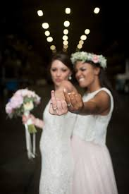 25 best ideas about Lesbian wedding photos on Pinterest