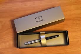 Обзор на Ручка <b>шариковая</b> Parker Jotter K60, цвет <b>Black</b> ...