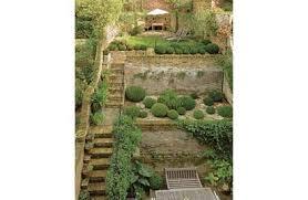 Small Picture Garden Design For Slopes Garden Design And Garden Ideas