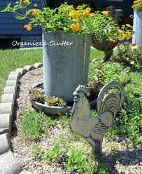 Kitchen Garden Hens Organized Clutter Garden Hens And Chicks And Roosters