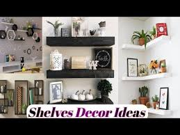 wall shelves decor idea living room