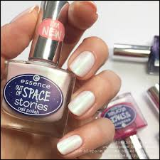 Essence Out Of Space Stories Nail Polish 01 Papillon Day Spa