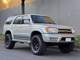 Coilover springs, air shocks, smoothie shocks, air bumps 1999 Toyota 4runner For Sale With Photos Carfax