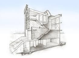 architecture buildings drawings. Plain Buildings Drawn Building Architecture And Architecture Buildings Drawings K