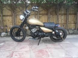 yamaha enticer 125 125cc custom bobber fully serviced many new