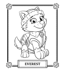 Small Picture PAW PATROL COLORING Pages Free Download Printable Best Of Paw