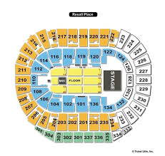 Northlands Coliseum Edmonton Ab Seating Chart View