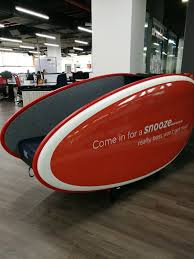 Office sleeping pod Napping Sleeping Pods Blackshadeco My Office Is Definitely Cooler Than Your Office Airasia Newsroom