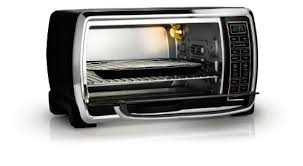 the oster toaster oven design includes an lcd display screen and touchpad which you can use to select the cooking presets adjust the timer and input