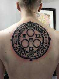 Took The Plunge And Got My Dream Tattoo The Halo Of The Sun I Sat