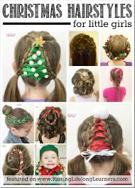 Hairstyles For Little Kids 20 Easy Christmas Hairstyles For Little Girls Christmas