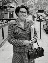 Teacher Mrs Kathleen Castle Who Refused Job Editorial Stock Photo ...