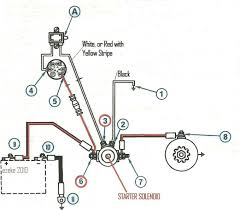 outboard starter solenoid wiring diagram 4