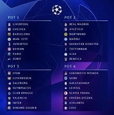 Aug 02, 2021 · uefa champions league, auslosung dritte qualifikationsrunde. Live Die Champions League Auslosung Champions League Sportnews Bz