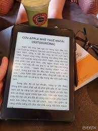 Nếu đi làm thuê, hãy làm thuê như Tim Cook Máy đọc sách Likebook