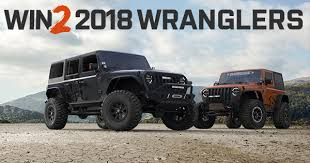 2018 jeep wrangler.  wrangler win 2 upgraded 2018 jl wranglers with jeep wrangler a
