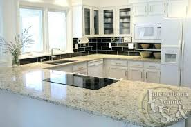 cost quartz countertops vs granite kitchen inspirational peachy solid of