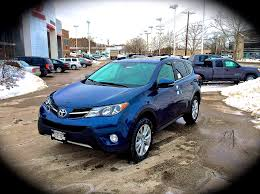 2016 toyota rav4 awd limited start up review exhaust test drive motorcars toyota you