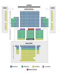 Seating Chart Capeplayhouse Com
