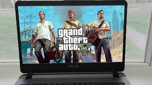 Can I play GTA V on ASUS Laptop for Free? (Vivobook Intel Graphics 620 core  i5 8gb RAM) - YouTube