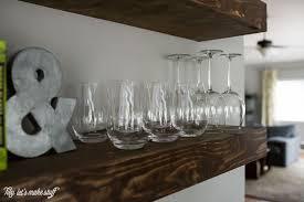 Floating Shelves In Dining Room Dining Room Storage With Floating Shelves Hometalk 56