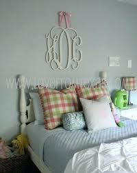 impressive idea monogram wall hanging designing home chic design wooden letter designs ont and creative baby