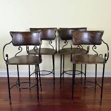 group of century colonial style bar stools spanish style bar stools home furniture spanish wrought iron bar stools spanish leather bar stools