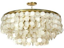 capiz shell how to make chandelier captivating placemats capiz shell captivating chandelier