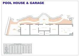 small pool house floor plans. Pool Cabana Floor Plans Small House Design .