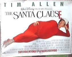 the santa clause 1994 poster. Wonderful The The Santa Clause Tim Allen Poster 1994 With U