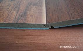 ... Laminate Flooring Padding Attached ...