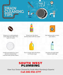 6 Tips To Keep Your Drains Clear South West Plumbing